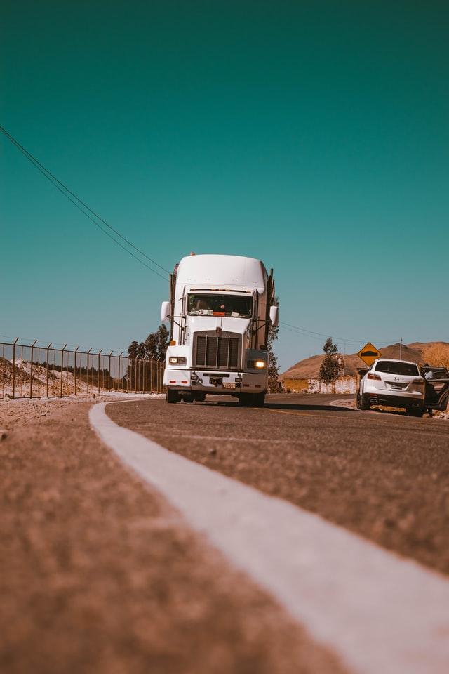 רכישת משאית